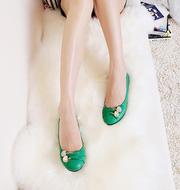 Ảnh số 80: Giày bup bê hạt châu nổi bật B020 - Giá: 320.000