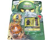 Ảnh số 7: Con quay Ninjago bộ 1 con - Giá: 40.000