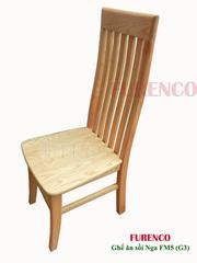 Bộ bàn ăn gỗ xoan đào, sồi nga Furenco đẹp, rẻ, chất lượng