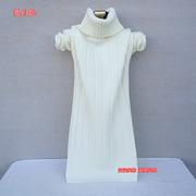 Ảnh số 49: Váy/Áo Len Dáng Dài Cổ Lọ 2 in 1 - Giá: 275.000