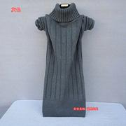 Ảnh số 50: Váy/Áo Len Dáng Dài Cổ Lọ 2 in 1 - Giá: 275.000