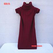 Ảnh số 51: Váy/Áo Len Dáng Dài Cổ Lọ 2 in 1 - Giá: 275.000