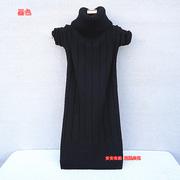 Ảnh số 52: Váy/Áo Len Dáng Dài Cổ Lọ 2 in 1 - Giá: 275.000