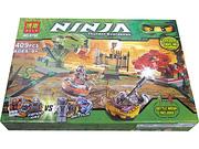 Ảnh số 10: Ninjago - Đấu trường Arena: Kenzo Kai V/s Rattla - Giá: 270.000