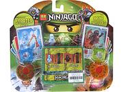 Ảnh số 6: Bộ con quay Ninjago đôi gồm 2 con (nhiều mẫu) - Giá: 70.000