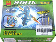 Ảnh số 8: Bộ con quay Ninjago đơn hộp 1 con (nhiều mẫu) - Giá: 40.000