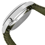 Ảnh số 3: Đồng hồ Seiko Mens SNK805 Seiko 5 Automatic Green Canvas Strap Watch - Giá: 2.180.000