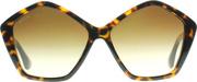 Ảnh số 1: Miu Miu 11NS 2AU6S1 Tortoise 11NS Butterfly Sunglasses Lens Category 3 - Giá: 8.829.000