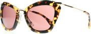 Ảnh số 4: Miu Miu 10NS 7S00A0 Tortoise 10ns Cats Eyes Sunglasses Lens Category 2 - Giá: 11.096.000