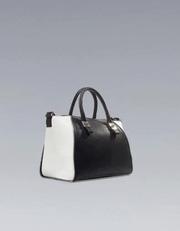 Ảnh số 9: Zara bowling bag - Giá: 700.000