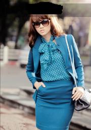 Ảnh số 28: bộ vest zip xanh nhu hinh 900k - Giá: 900.000