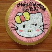 Ảnh số 4: Bánh kitty - Giá: 170.000