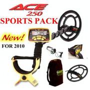 Ảnh số 2: Máy dò kim loại Garrett ACE 250 Metal Detector Deluxe Sports Pack - Giá: 9.272.000