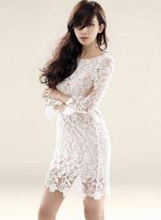 Ảnh số 37: Đầm nữ ren ôm DN06 - Giá: 250.000