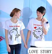 Ảnh số 97: doi ao love is... 270k/1 doi - Giá: 270.000