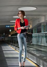 Ảnh số 5: Áo vest nữ Hàn Quốc - MTN12 - Giá: 300.000