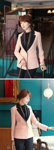 Ảnh số 7: Áo vest nữ Hàn Quốc - MTN13 - Giá: 300.000
