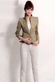 Ảnh số 15: áo khoác vest nữ AVN12 - Giá: 270.000