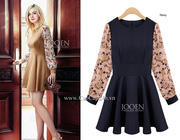 Ảnh số 7: Váy liền thân OPS1552 - Giá: 1.410.000