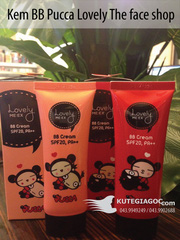 nh s 8: Kem BB Pucca Lovely The face shop - Gi: 30.000