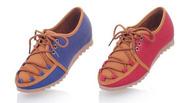Ảnh số 4: Giày đế thấp dây buộc phong cách 230,000 đ - Giá: 230.000