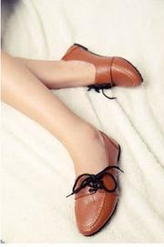 Ảnh số 7: Giày nữ đế thấp kiểu dáng trẻ trung 145,000 đ - Giá: 145.000