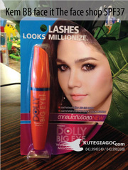 nh s 14: MASCARA MISTINE DOLLY BIG EYE WATER PROOF - Gi: 85.000