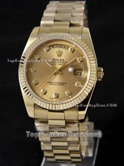 Ảnh số 15: Rolex dayjust repika automatic (Mã  R13) - Giá: 1.600.000