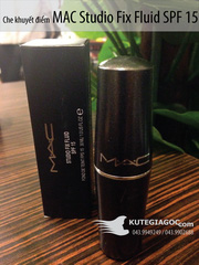 nh s 71: Che khuyt im MAC Studio Fix Fluid SPF 15 - Gi: 35.000