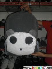 Ảnh số 27: Balo nhung gấu Panda đáng yêu BLTE78 - Giá: 190.000