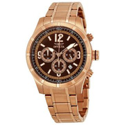 Ảnh số 4: Đồng hồ Invicta Specialty Classic Chronograph Brown Dial Rose Gold-tone Mens Watch 11378 - Giá: 2.815.000
