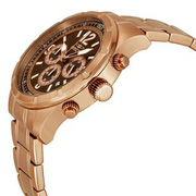 Ảnh số 5: Đồng hồ Invicta Specialty Classic Chronograph Brown Dial Rose Gold-tone Mens Watch 11378 - Giá: 2.815.000