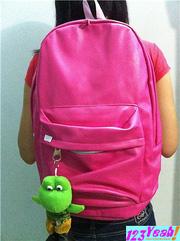 Ảnh số 10: Balo da móc khóa con ếch dễ thương BLDN16 - Giá: 280.000