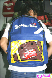 Ảnh số 93: Balo teen Domo- kun ngộ nghĩnh BLTE53 - Giá: 260.000