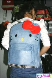 Ảnh số 94: Bộ sưu tập balo teen Kitty, Monkey, gấu pooh....BLTE51 - Giá: 280.000