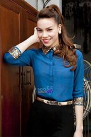 Letshop Hàng siêu hót các mẫu mới nhất 2013: áo sơ mi