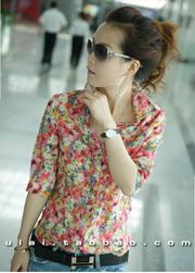 Toàn Quốc - Những mẫu sơ mi dành cho chị em hè 2013