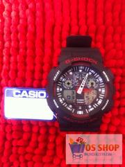 Ảnh số 3: GA-100 ( Đen-Đỏ ) - Giá: 310.000