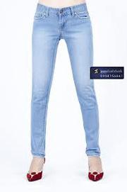 Ảnh số 16: quần bò nữ, hợp thời trang, - Giá: 180.000