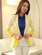 Bộ sưu tập Áo Vest Nữ mới nhất năm 2013 của Dressroom Korea