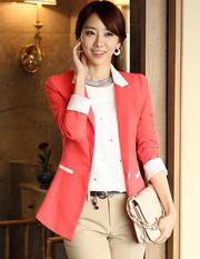 Ảnh số 23: áo vest nữ phọt dài hàn quốc AVN25 - Giá: 270.000