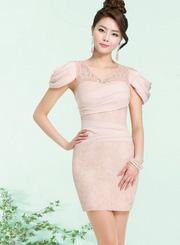 Ảnh số 1: Váy liền thân 28057 - Giá: 3.380.000