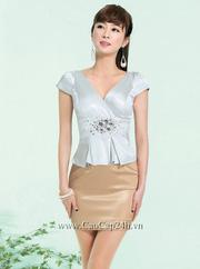 Ảnh số 8: Váy liền thân 28061 - Giá: 3.550.000