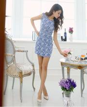 Ảnh số 65: Đầm thời trang hàn quốc ND60 - Giá: 285.000