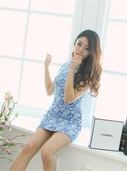 Ảnh số 66: Đầm thời trang hàn quốc ND60 - Giá: 285.000