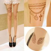 Ảnh số 5: tất hình xăm tattoo stockings - Giá: 55.000