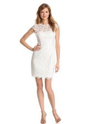 Ảnh số 71: Đầm ren trắng DN74 - Giá: 265.000