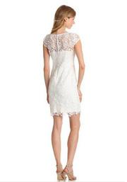 Ảnh số 72: Đầm ren trắng DN74 - Giá: 265.000