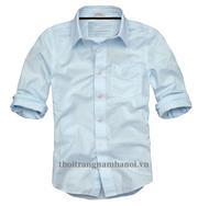 Ảnh số 40: áo somi kẻ sọc hàn quốc - Giá: 190.000