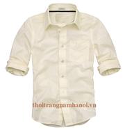 Ảnh số 39: áo somi kẻ sọc hàn quốc - Giá: 190.000